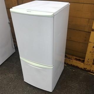 100800  ☆ナショナル 冷蔵庫 2ドア 135L 08年製☆