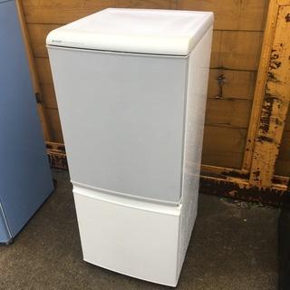 061295☆シャープ 冷蔵庫 2ドア 135L 05年製☆