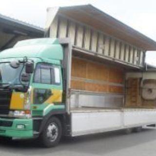 大型ウイングトラックドライバー(10t長中距離運転手) 大型免許取...
