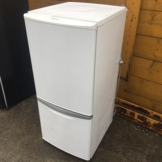 042020☆ナショナル 冷蔵庫 2ドア 135L 08年製☆