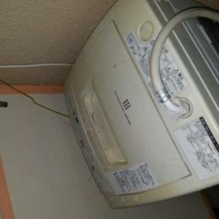 洗濯機 お譲りします。(商談中)