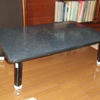 折りたたみ足テーブル