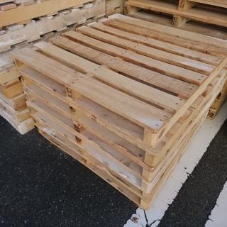 頑丈!木製パレット 1枚10円