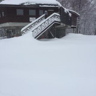 かぐらスキー場のレストラン