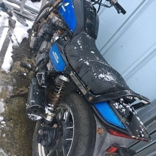 ホンダのCBXバイク