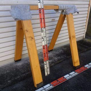 木製2×4 作業馬(作業台?)になります
