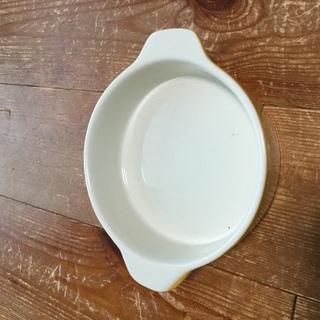 グラタン皿1個