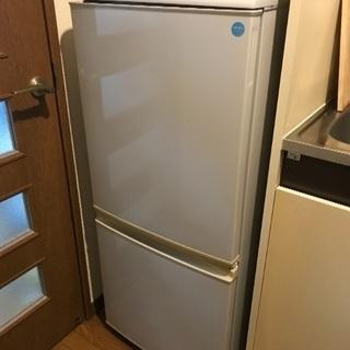 135L 冷蔵庫 差し上げます