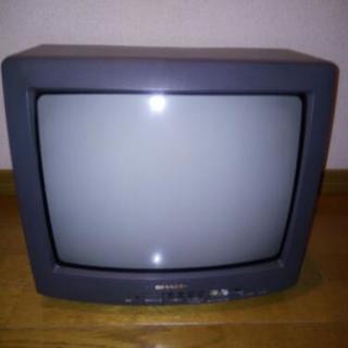ファミコン用美品テレビあげます!