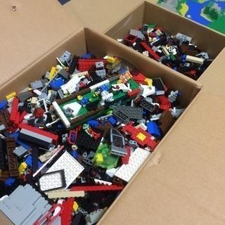 レゴブロック LEGO 高学年用の小さいレゴ箱いっぱい