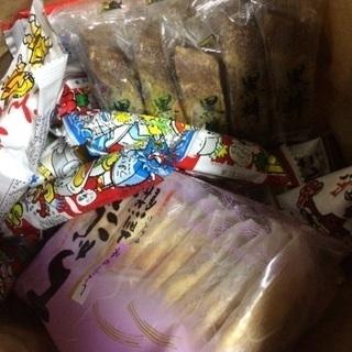《無料》食品、お菓子、駄菓子など差し上げます。