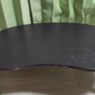 ジャンク品 ニトリ豆テーブル