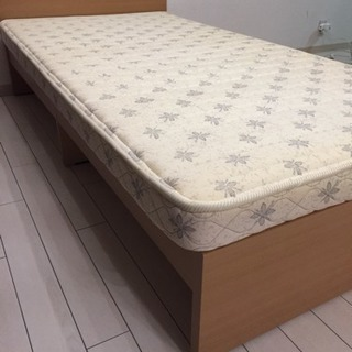 フランスベッド シングルサイズ 2台