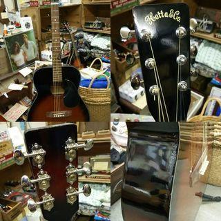 ジャパンオールド Hotta No.150 アコースティックギター