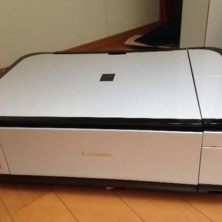 キャノン プリンター MP48 新しい黒インク付き