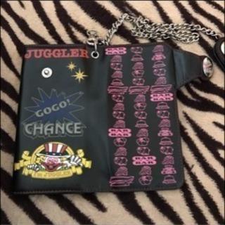 ジャグラー財布