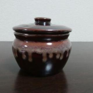 【無料】陶器 空の壺