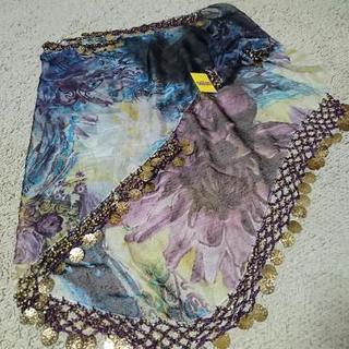 【新品】ベリーダンスヒップスカーフ
