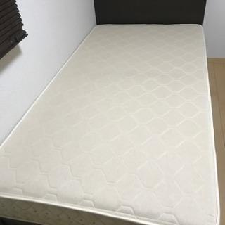人気家具店ACTUSシングルベッド 値下げしました