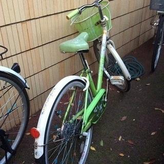 24インチ子供用自転車(ブリッジストン)