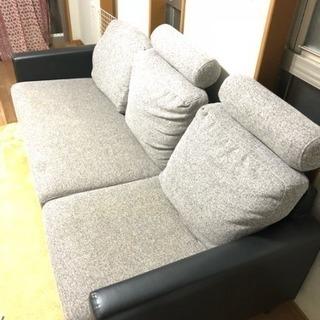 3人掛けソファーです
