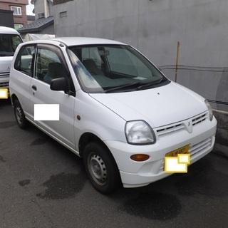 三菱 ミニカ 3AT 4WD H16年車 車検有H30年5月 自...