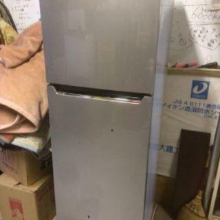 2016年製 2ドア冷凍冷蔵庫 227L ハイセンス