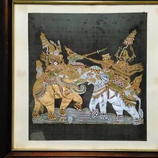絵画 インド・ビルマ・パリ