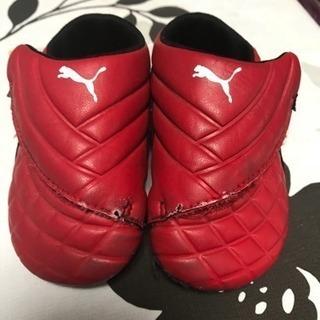 Ferrari ベビー靴