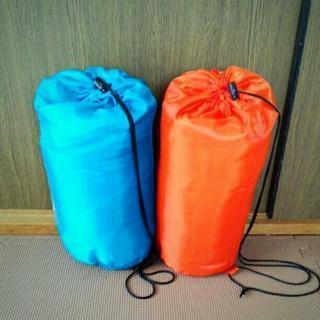 寝袋2つセット