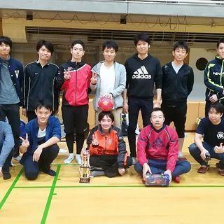 フットサルメンバー 名古屋市スポーツセンター