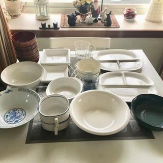 皿 カップなど 食器いろいろ