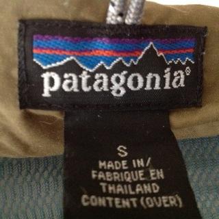 パタゴニア Patagonia メンズ Sサイズ ストーミー ジ...