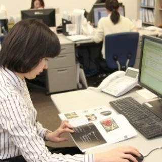 ◆◆英語を使って仕事をしたい方!海外担当事務スタッフ募集!◆◆