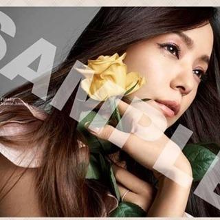 【値下げ】安室奈美恵 Finally 限定ポスター