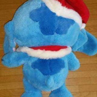 ディズニー スティッチ クリスマスバージョン特大ぬいぐるみ