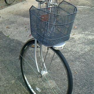 3段ギア付き26インチ自転車