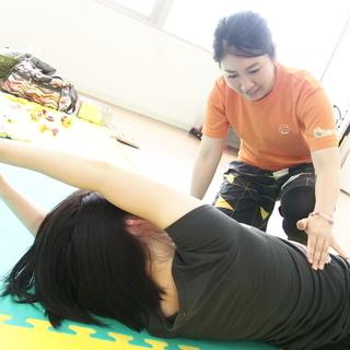 12月【募集】30代40代からの体型崩れ予防は骨盤ケア!体験会