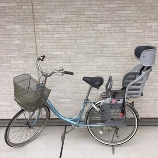 チャイルドシート付き自転車(商談中)