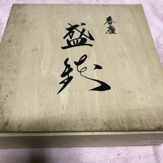 8.0越路鉢 手塗り春慶