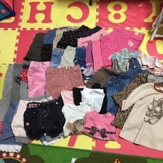 30点まとめ売り★女の子90サイズ