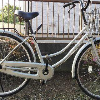 大人向け自転車。26インチママチャリ、『一人親世帯様』or『民生委...