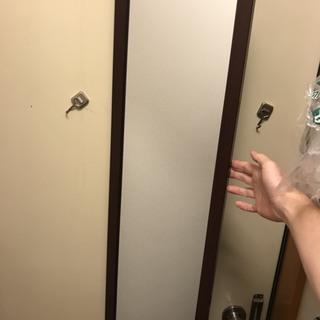壁掛け全身鏡 姿見 壁掛けミラー