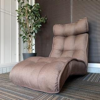 【中古】座椅子 リクライニング 椅子