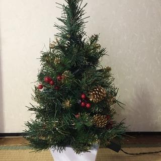 美品 クリスマスツリー