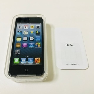 iPod Touch 第5世代 32GB