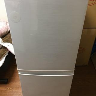 値下げ!!単身用シャープ冷蔵庫!