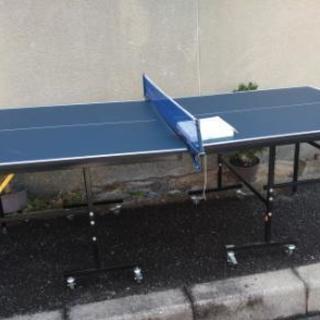 イグニオ 家庭用卓球台