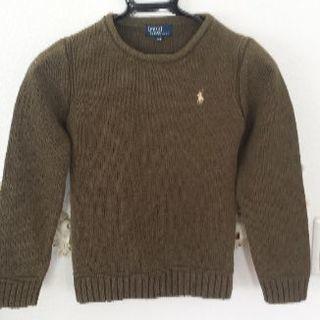 ラルフローレン 綿セーター size140