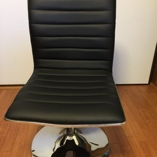 ガス式高さ調節付き 椅子 おしゃれな一脚